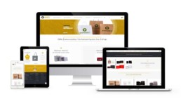 eShop Web Design For Wholesale Packaging Companies