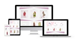 eShop Web Design For Womens Fashion Stores