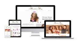 eShop Web Design For Bachelor & Bachelorette Party Supplies