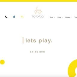 eshop-Κατασκευή & Σχεδιασμός eShopΓια Κατάστημα Με Παιδικά Παιχνίδια