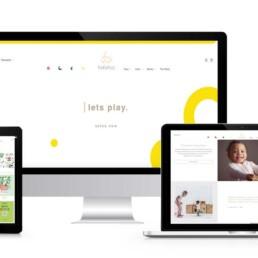 Κατασκευή & Σχεδιασμός eShopΓια Κατάστημα Με Παιδικά Παιχνίδια